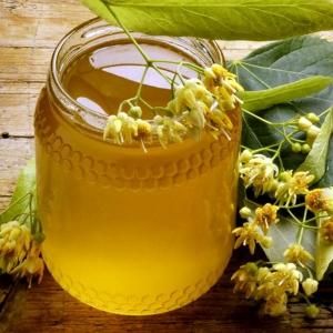 Мёд с липы